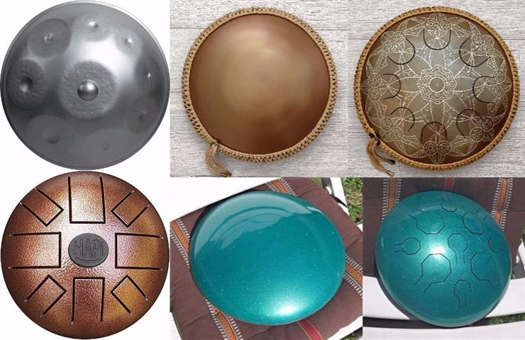 Top Hang, Spacedrum and Handpan Reviews