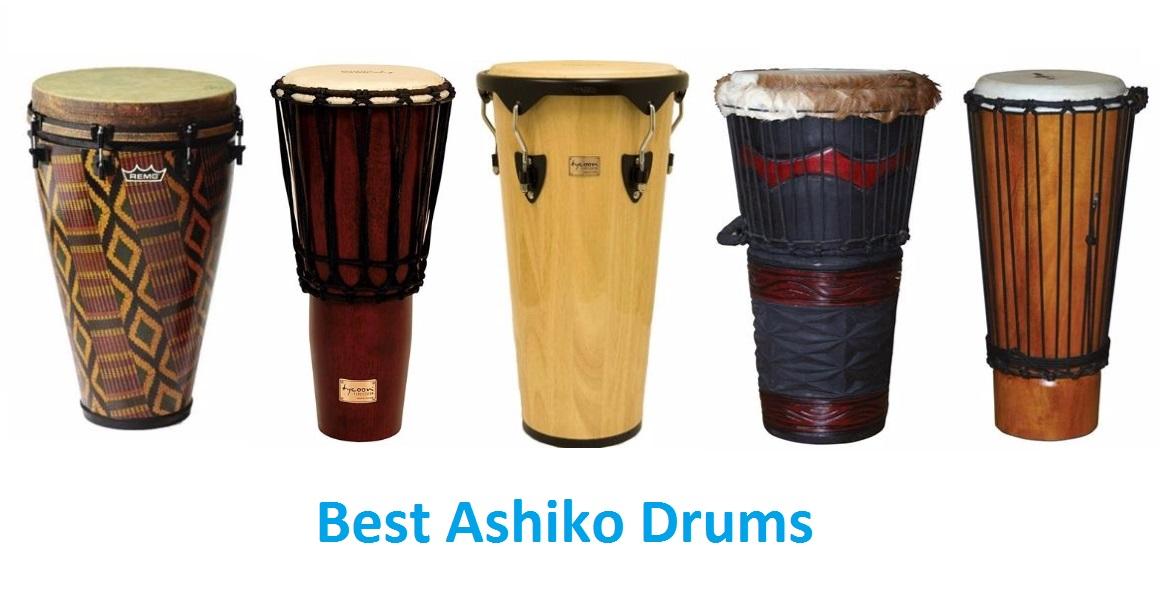Best Ashiko Drums For Sale Reviews