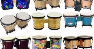 Best bongo drums for sale reviews