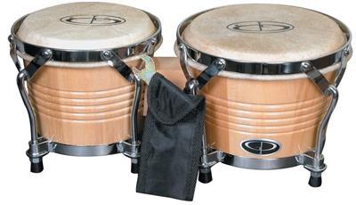 GP Percussion B2 Pro-Series Tunable Bongos