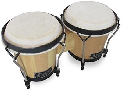 Hip Bongo Drums Tunable Bongos
