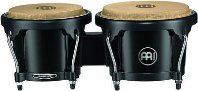 Meinl Percussion HB50BK Standard Size ABS Plastic Bongos