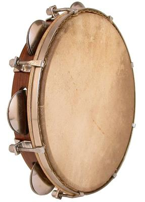 Mid East PAN1 10-Inch Pandeiro