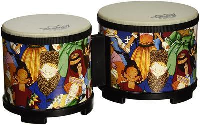 Remo Rhythm Club Bongo Drum