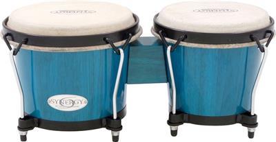 Toca Synergy Series Bongo Set Blue