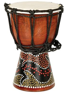 X8 Drums Mini Djembe Drum