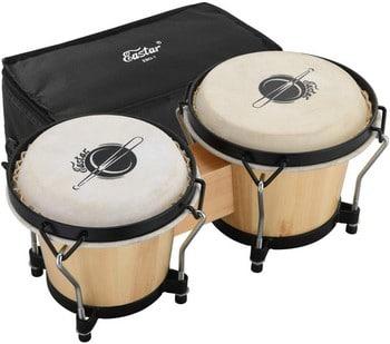 easter bongo drums