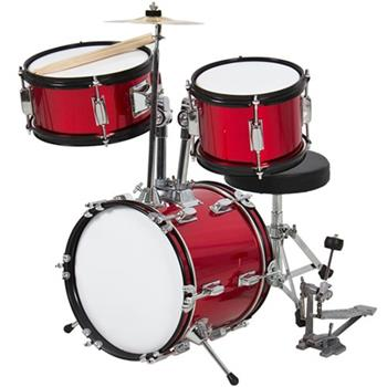 Best Choice Products Kids Drum Set 3 Pcs