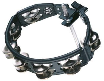 Latin Percussion LP160 Mountable Cyclops Tambourine