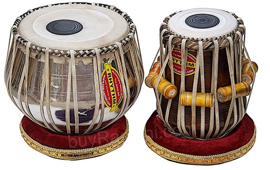 Mukta Das Concert Tabla Drum Set