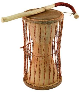 Overseas Connection African Talking Drum