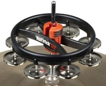 RhythmTech Hi-Hat tambourine