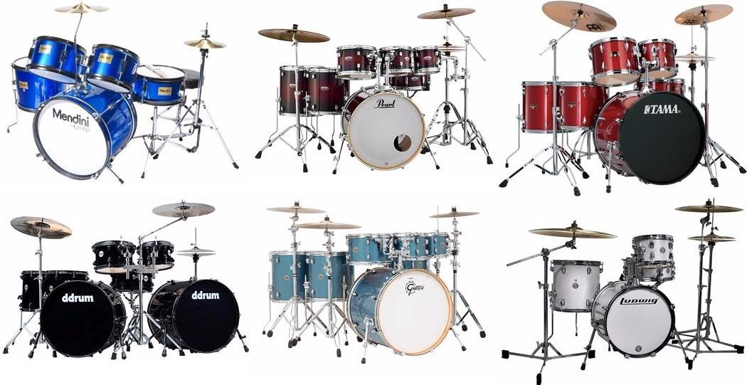 Best Drum Sets For Kids Beginners Adults 3 4 5 6 7 8 Piece Kit