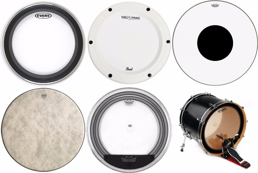 Best Bass Drums Heads For Sale