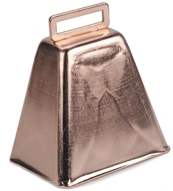 Darice Copper Cowbell