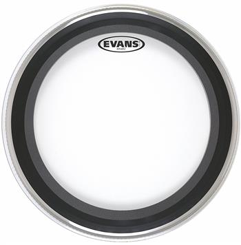 Evans EMAD2 Clear Bass Drum Head