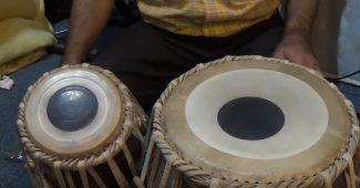Play the Tabla