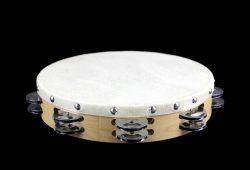 tambourine history